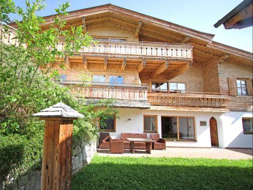 Chalet-appartement Enzianalm Bergstube Met Sauna - 4-6 Personen