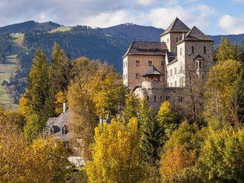 Schloss am See Fischhorn Jade
